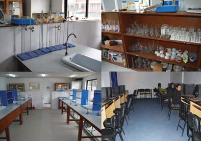Science and laboratories