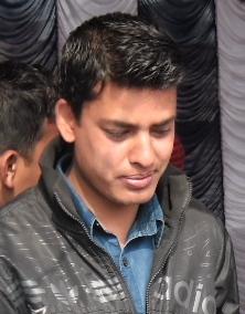 Sunandan Paudel , B. Pharmacy 3rd Batch