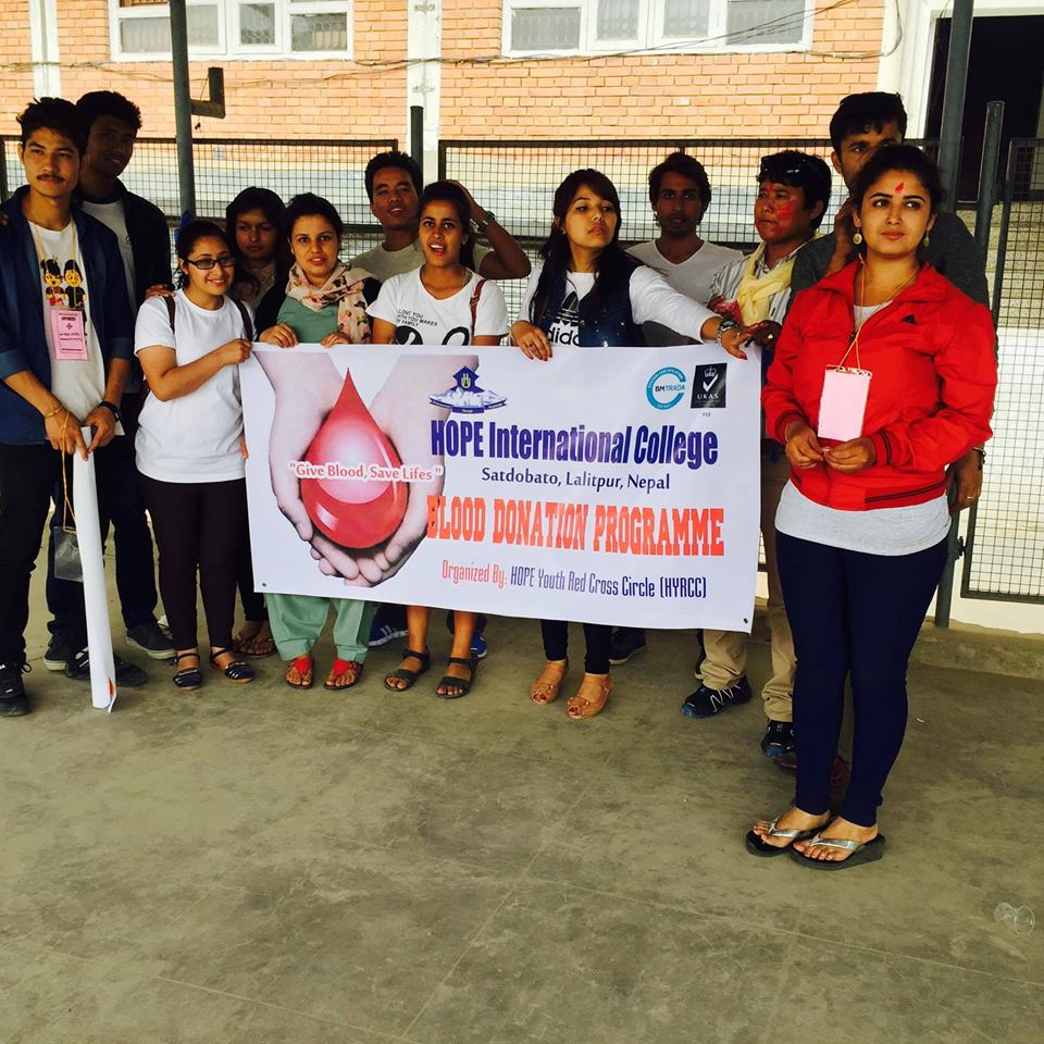 Blood Donation Program Successfully Conducted